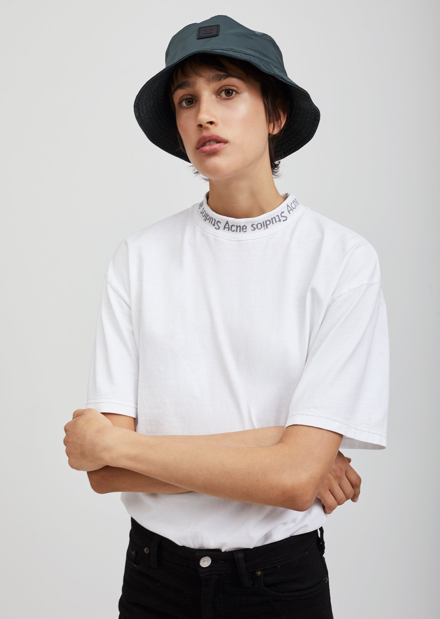 Buk Face Bucket Hat - One Size   Steel Blue  86a4f90f219e