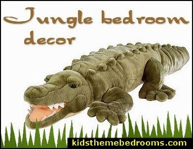 jungle themed furniture. Fun Animal Themed Furniture For Jungle Bedrooms, Rain Forest Bedroom Decorating Ideas And T