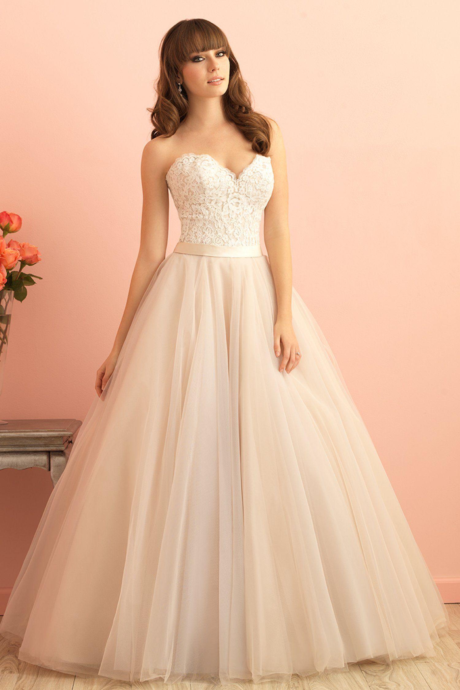 Allure 2853 - Debra\'s Bridal Shop at The Avenues 9365 Philips ...