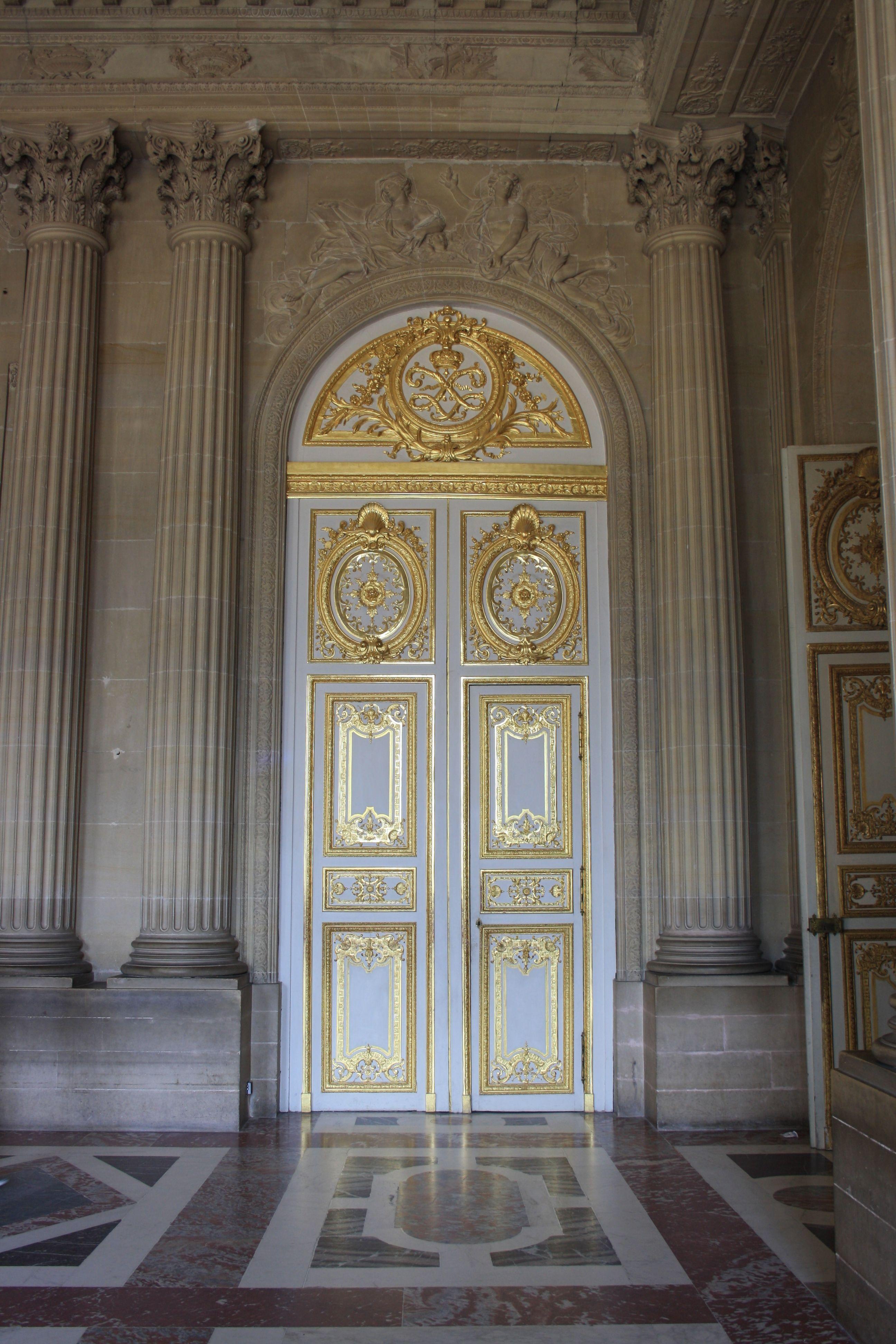 Chateau de Versailles Grand Appartement de la Reine & Chateau de Versailles Grand Appartement de la Reine | French ...