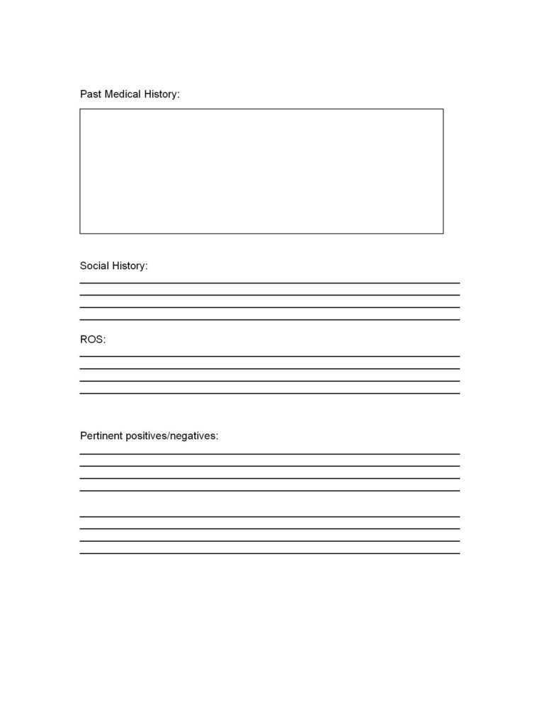 Wps Template Free Download Writer Presentation Pertaining To Soap Note Template Word Notes Template Soap Note Invoice Template Word