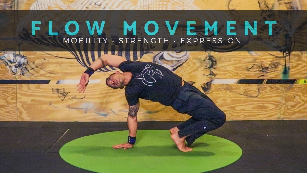 LEARN TO FLOW Movement Class for Mobility & Strength