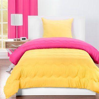 Reversible 3 Piece Comforter