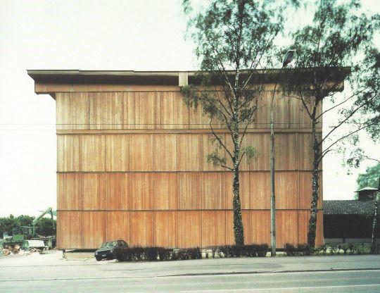 Swiss school of engineering for the wood industry . bienne . meili