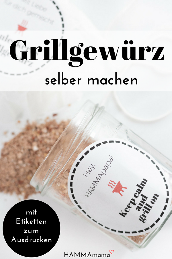 Summer is coming, quickly make another tasty barbecue spice yourself! ° A top gift (for Father's Day) with beautiful labels for printing#barbecue #beautiful #coming #day #fathers #gift #labels #printing #quickly #spice #summer #tasty #top