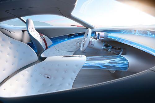 Luxury Car Vision >> Futuristic Car Vision Mercedes Maybach 6 Luxury Car Rich