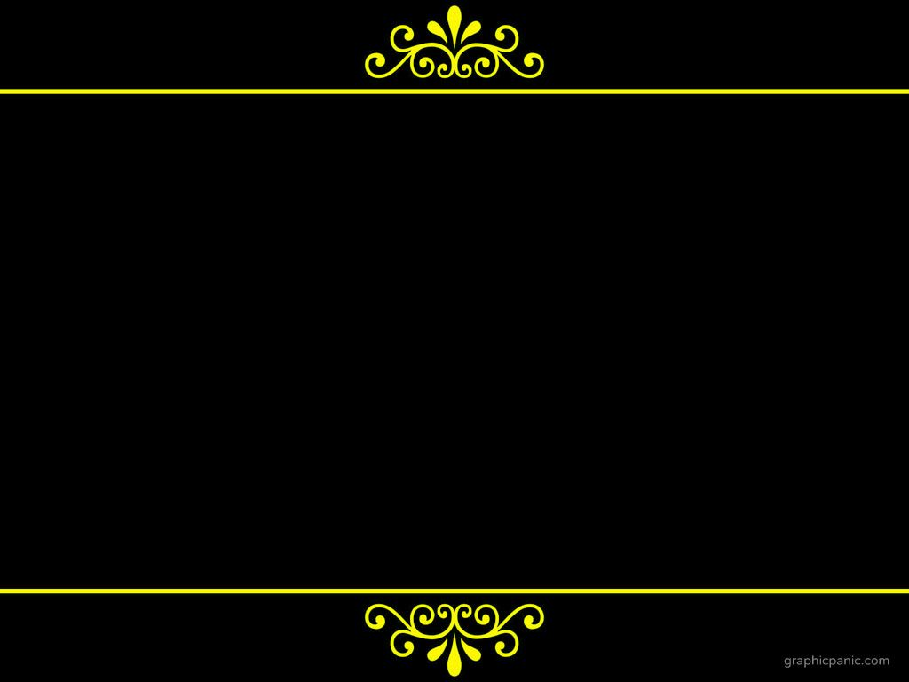 royal border background powerpoint background