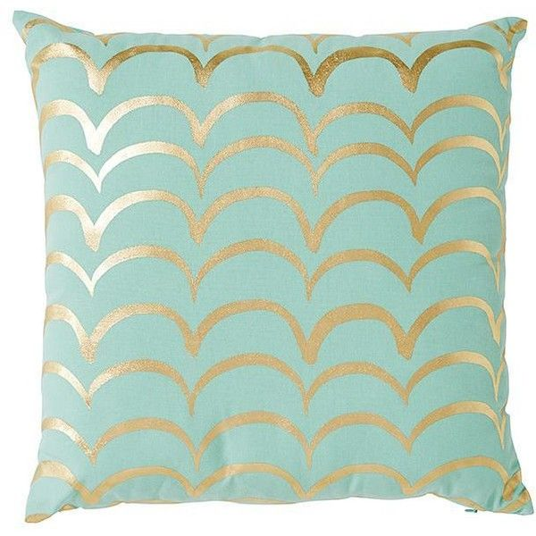 Awe Inspiring Beach Luxe Wave Cushion Target Australia 50 Pen Liked On Largest Home Design Picture Inspirations Pitcheantrous