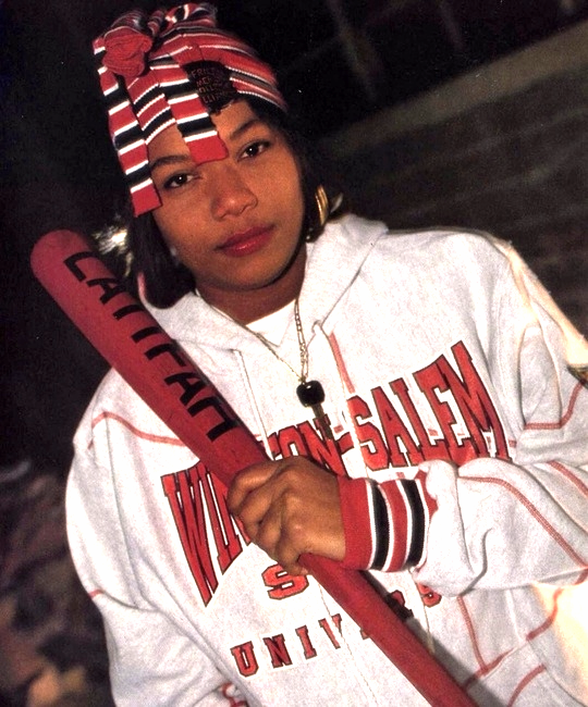 Pin on Queen Latifah Love