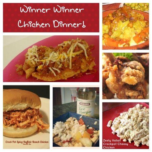 Winner Winner Chicken Dinner A Whopping 51 Different