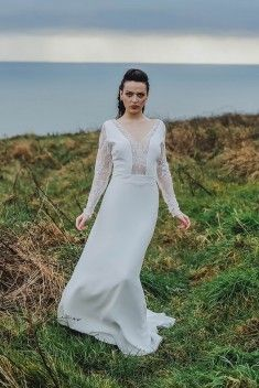 Caroline Quesnel collection 2017 - Mariage.