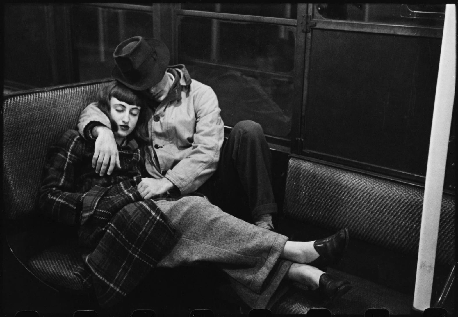 Life and Love on the New York City Subway, Stanley Kubrick 1946