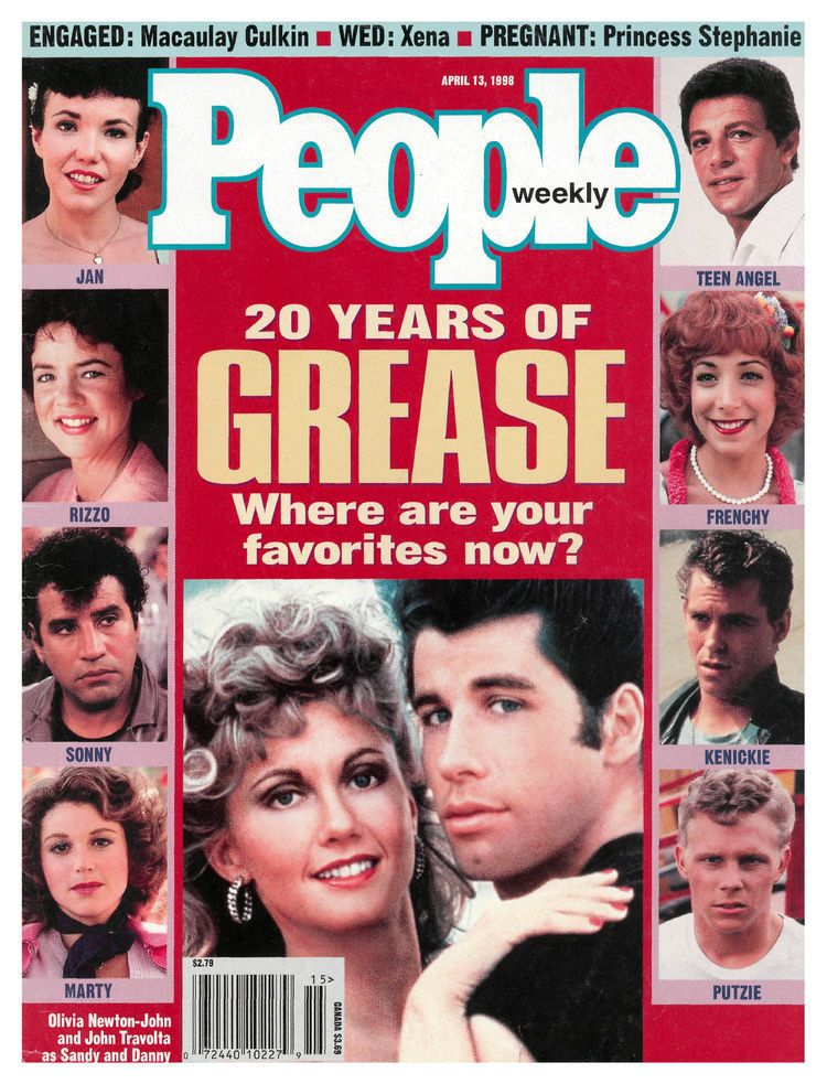 Grease The Movie Photo Grease Grease Movie Grease Is The Word Grease