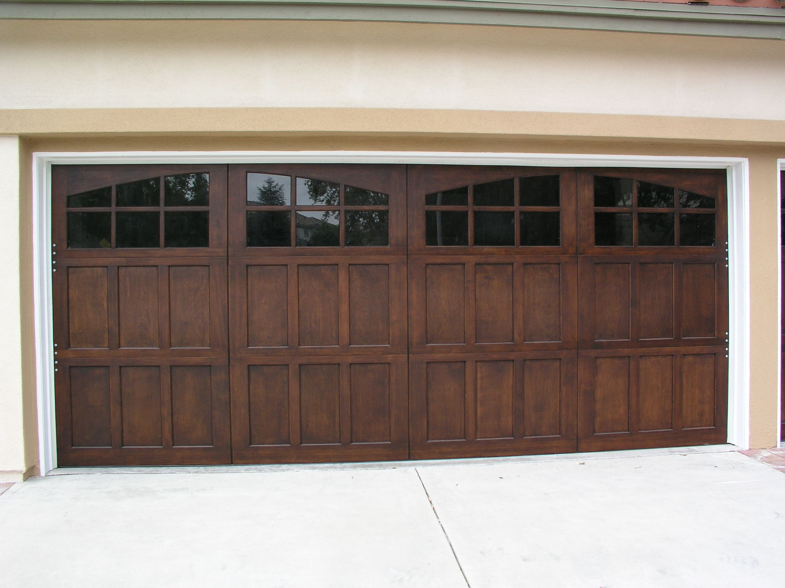 Beautiful wayne dalton 9700 walnut garage door los angeles ca photo credit
