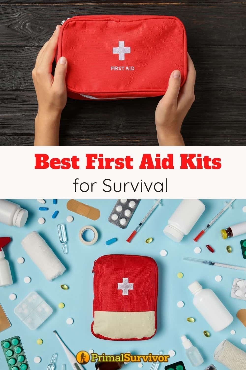 Best First Aid Kit For Survival In 2021 Best First Aid Kit Survival First Aid Kit Family Emergency Preparedness
