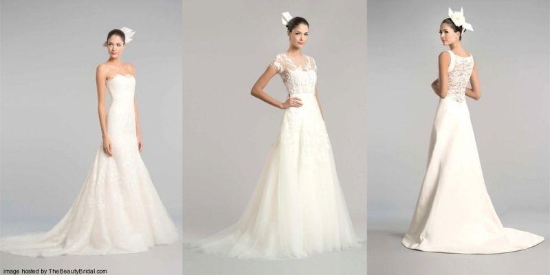 Carolina Herrera Wedding Dress Hairstyles Bridal Beauty Throughout Amazing