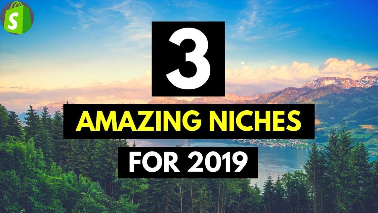 3 AMAZING Niches for 2019 Shopify Dropshipping (Shocking!) | Shopify