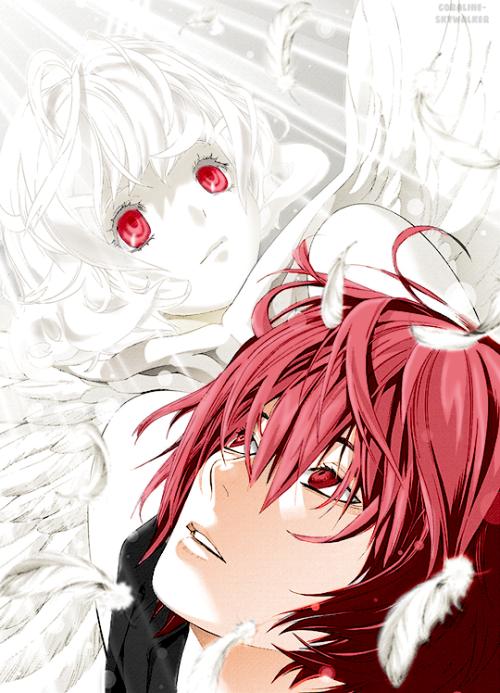 Pin de Midori Yoi em manga Anime, Manga, Romantismo dark