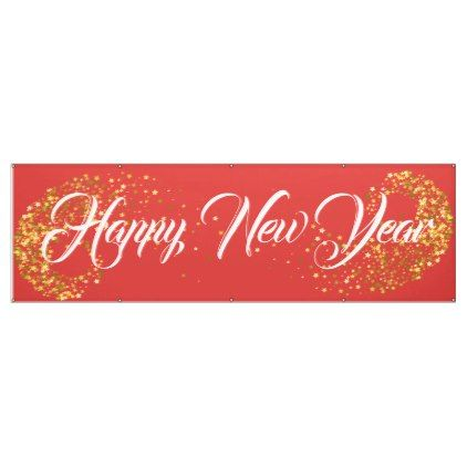 indoor outdoor custom banner happy new year banner new years eve happy new year designs party celebration saint sylvesters day
