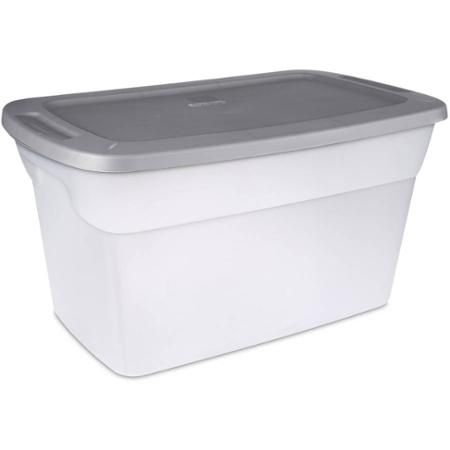 Home Plastic Container Storage Moving Boxes Diy Storage
