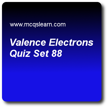 Valence electrons quizzes o level chemistry quiz 88 questions and explora tabla peridica tomos y mucho ms urtaz Images