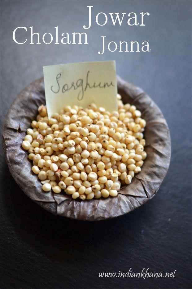 Sorghum Jowar Cholam Indian Millets In 2019 Grain