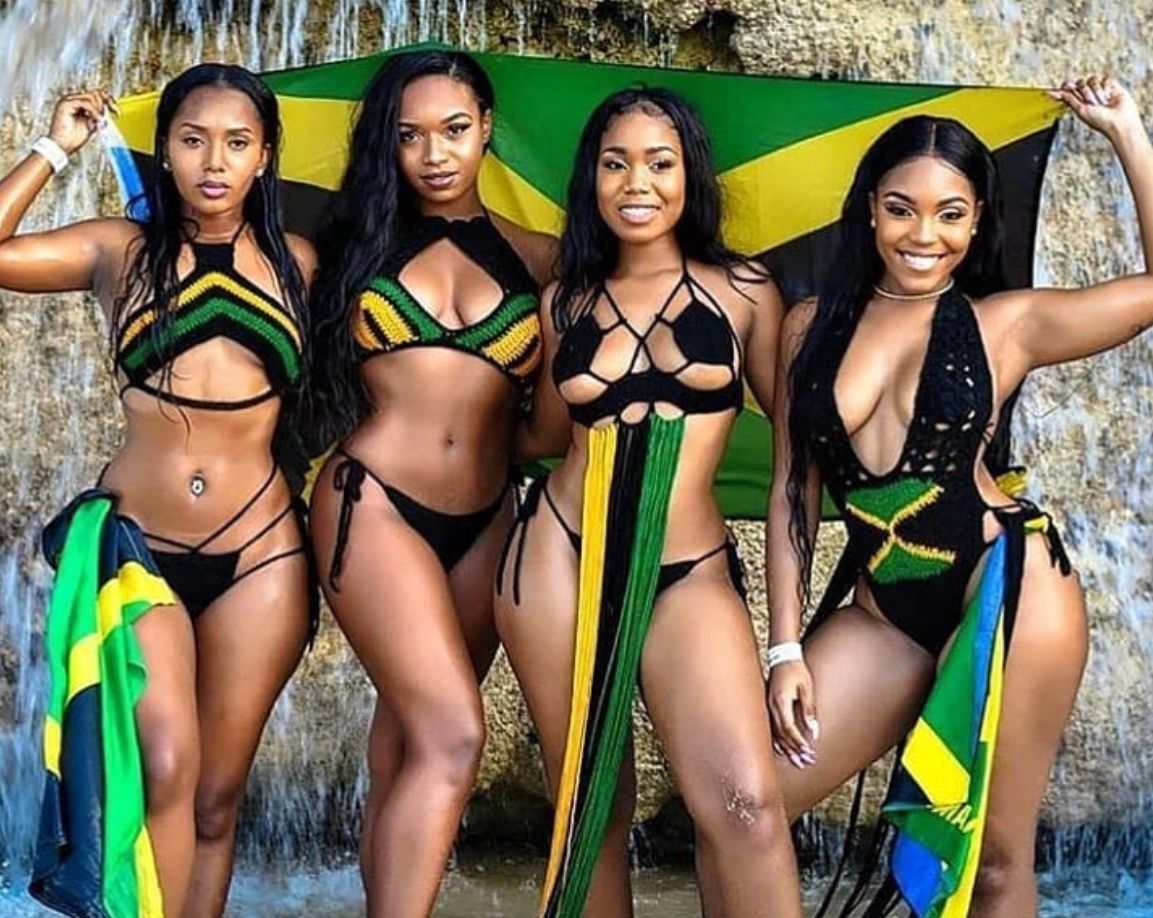 Jamaican women are sexy and hot