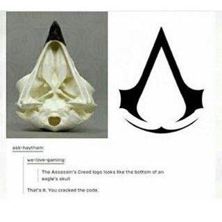 Nada Es Verdad Todo Esta Permitido Minimalistart Assassinscreed Art Colors Assassins Iva C Assassins Creed Logo Assassins Creed Assassins Creed Tattoo