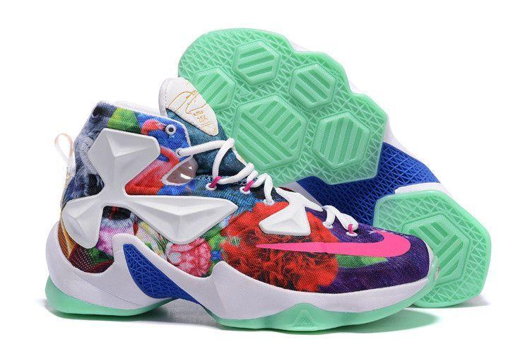 ffd17384884 Men's Nike LeBron James XIII 25K Point Milestone Club   Shøę Gãmę ...
