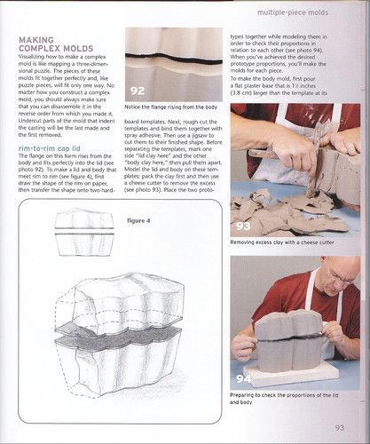 The Essential Guide To Mold Making Amp Slip Casting A Lark Ceramics Book By Andrew Martin 9781600590771 Amazon Com Books Mold Making Ceramics It Cast