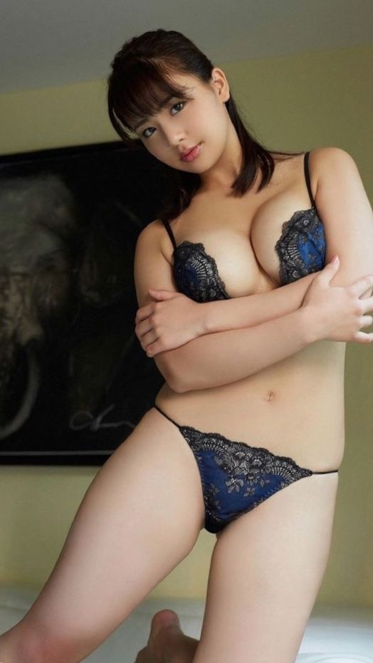asian lingerie Sexy model girl
