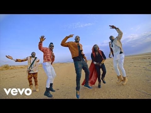 2Baba - Oya Come Make We Go [Official Video] ft  Sauti Sol