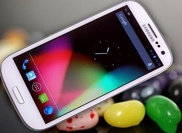 Verizon galaxy s3 android 4. 1. 2 jelly bean vrbma2 build now.