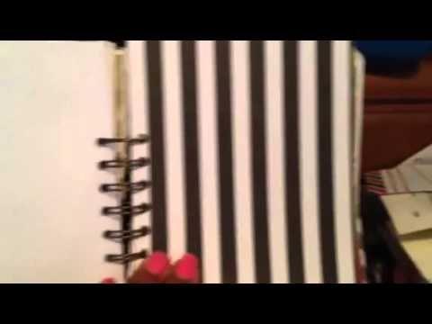 Christmas junk journal- joy to the world - YouTube