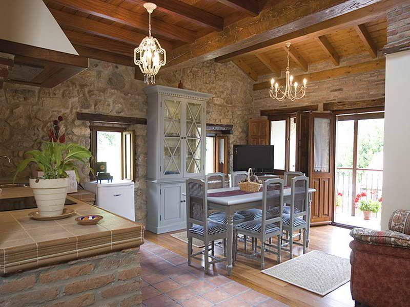 Casas rurales con encanto cantabriarural casas preciosas for Como decorar una casa rural