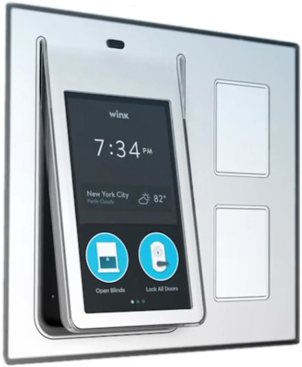 Wink announced Relay, an Android-based smart light switch and home