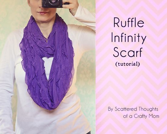 16 Simple Gifts to Sew and Make | Simple gifts, Scarves and Free pattern