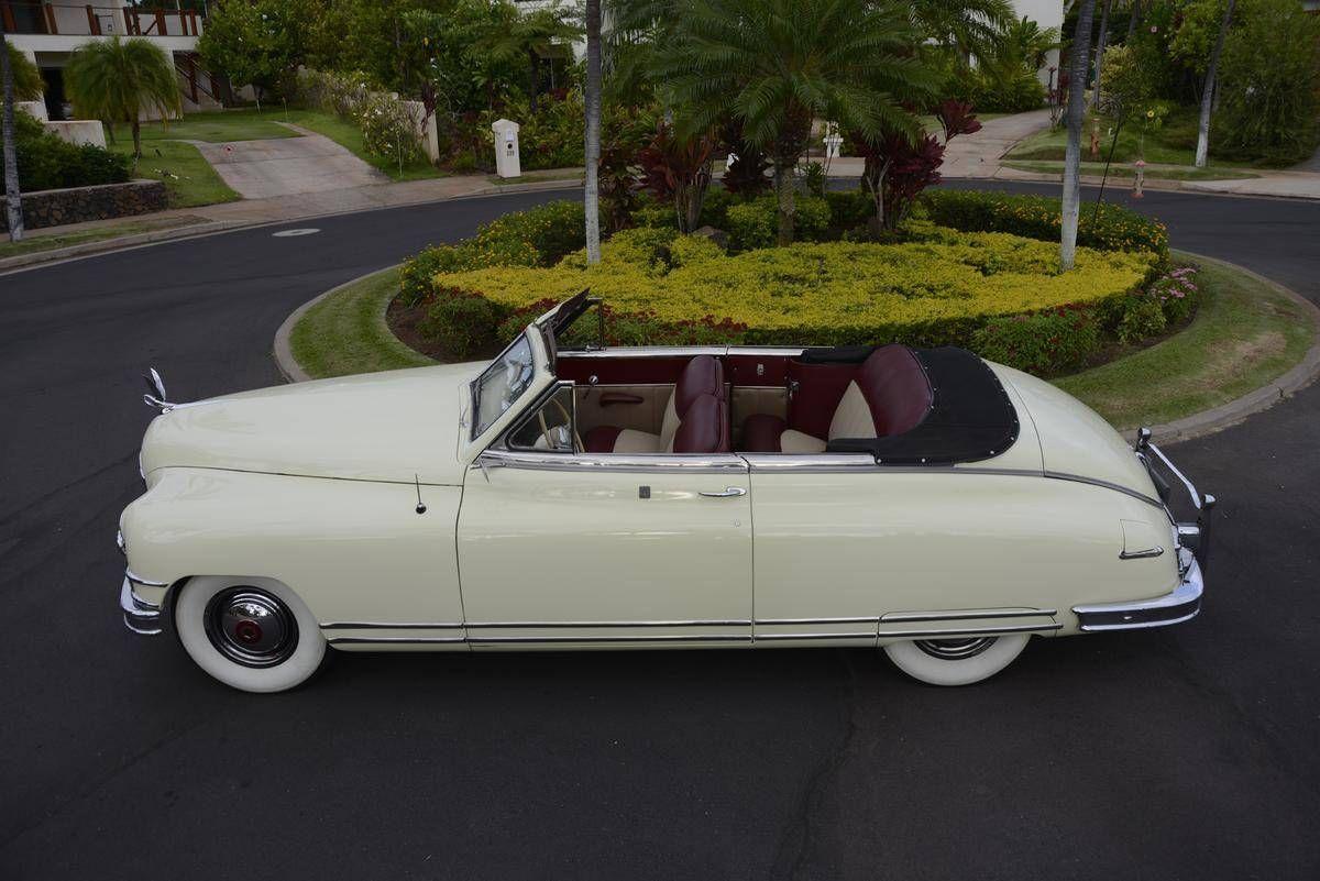 Hemmings Find of the Day – 1948 Packard Custom Eight | Hemmings ...