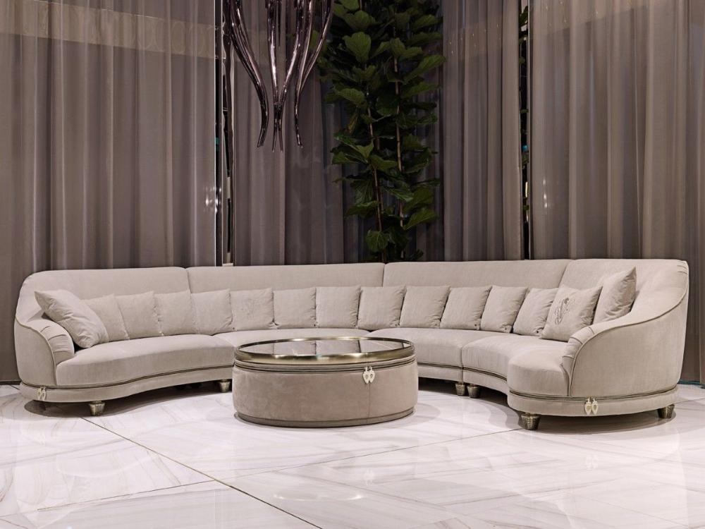 Most Beautiful Contemporary Curved Sofa Design Ideas Living Room