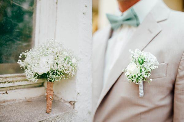 Anstecker Brautigam Blumenstrauss Hochzeit Hochzeit Standesamtliche Hochzeit