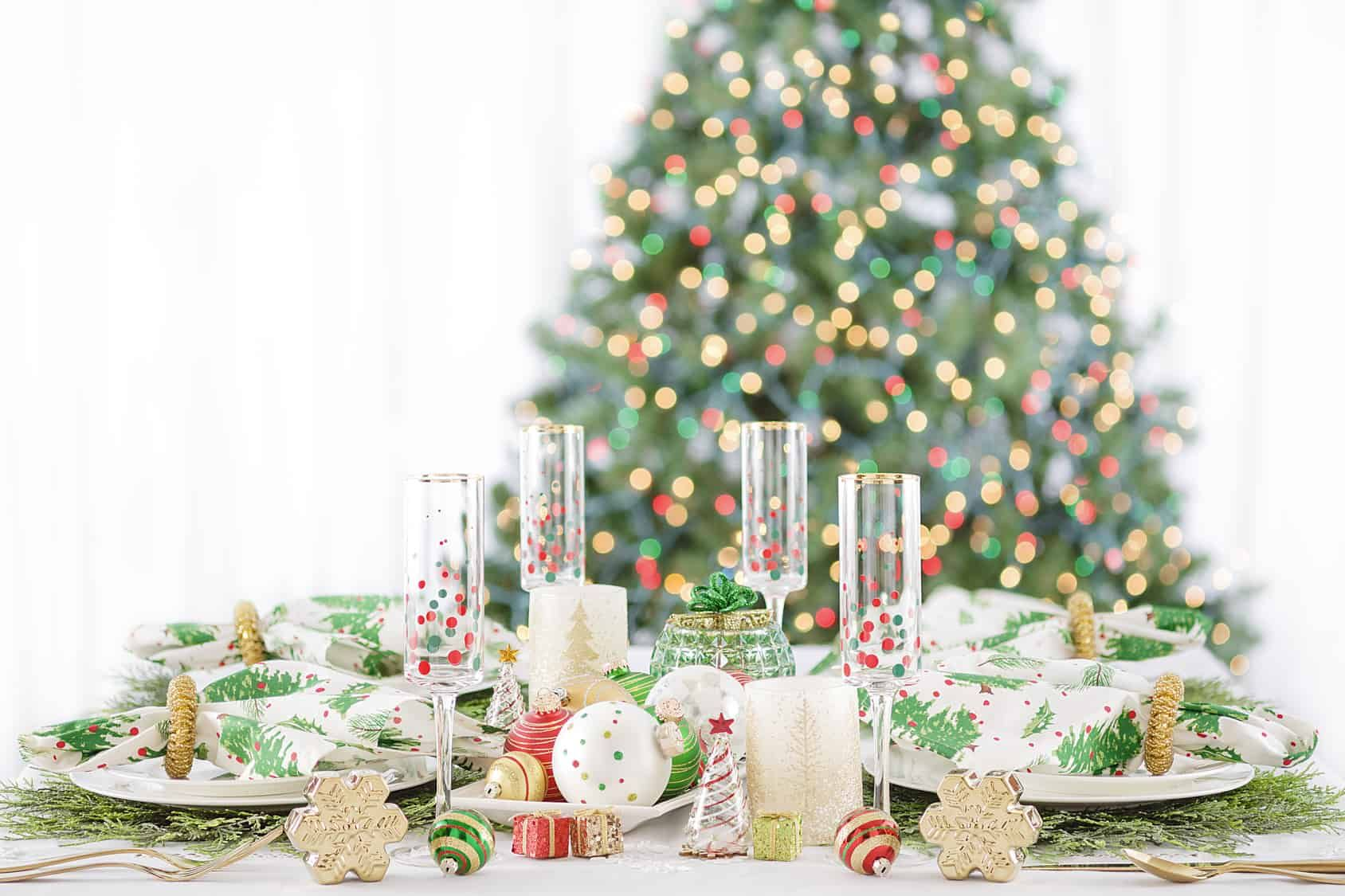 Turn your Christmas celebration up a notch by choosing an imaginative and festive theme. #christmaspartyideas #christmasparty #christmasparties #christmaspartythemes #partythemes