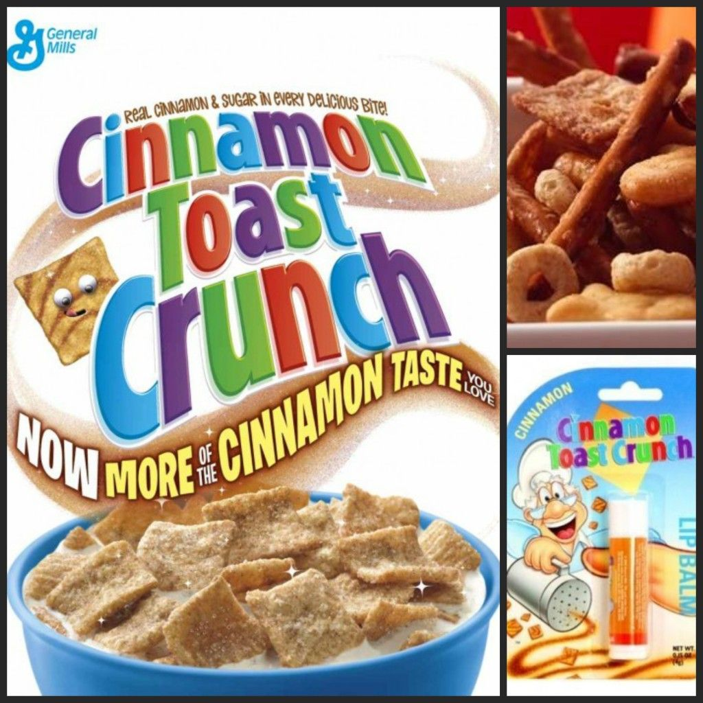 Cinnamon Toast Crunch celebrates 30 with a #Cinnablast #Giveaway #cinnamontoastcrunch