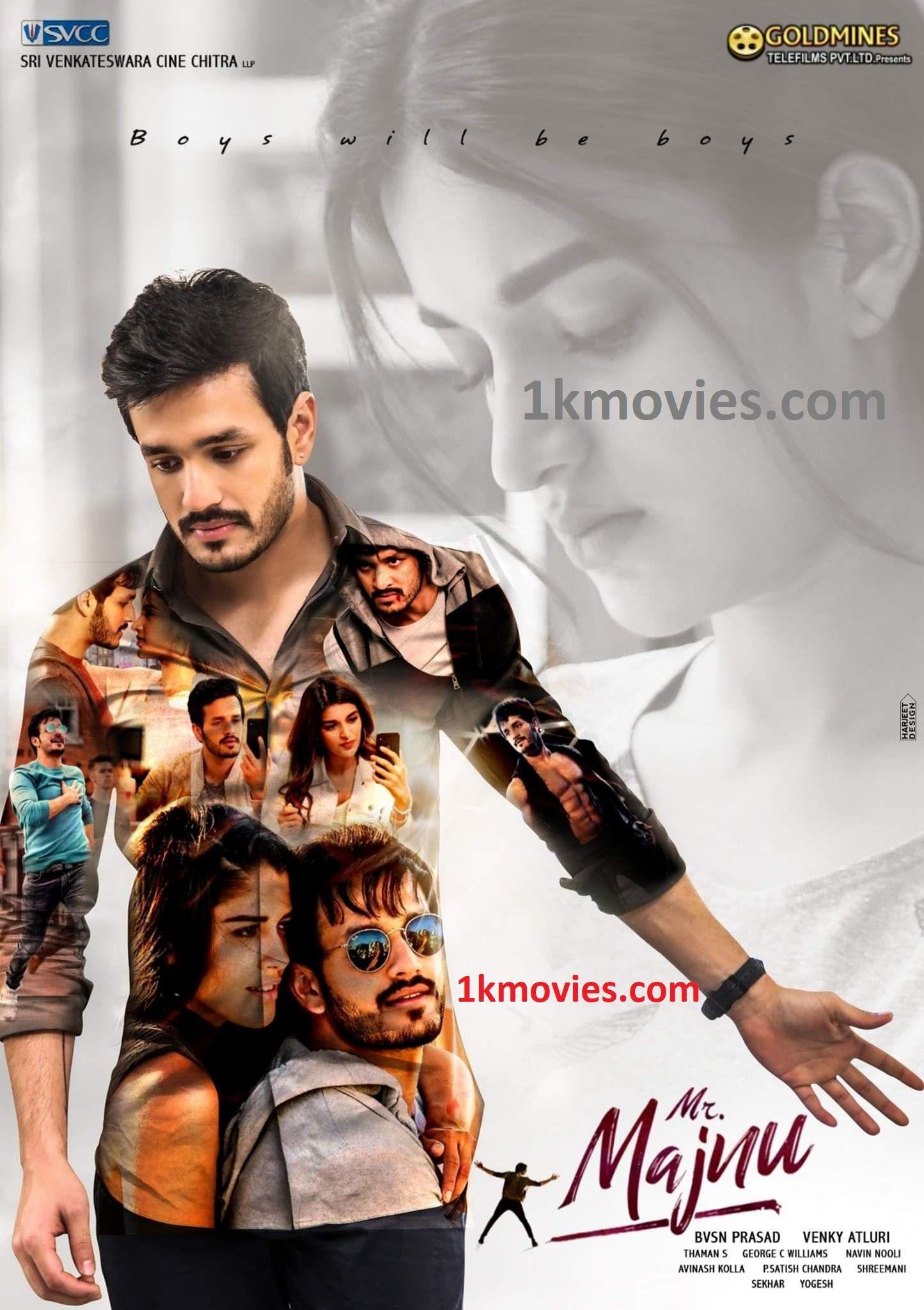 Mr. Majnu 2020 Hindi Dubbed 720p HDRip 926MB Download in