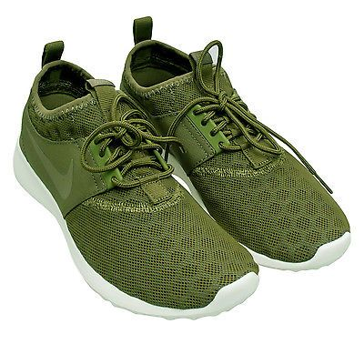 competitive price ac10a 1c8fd Nike Juvenate Womens 724979-300 Olive Green Running Training Shoes Wmns  Size 8