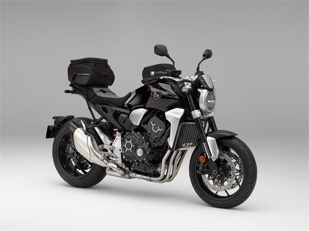 2018 Honda CB1000R with Accessories Review of Specs