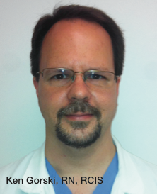 Kenneth Gorski, RN, RCIS, Cleveland Clinic Heart and