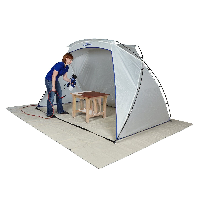 Homeright C900038 M Spray Shelter Amazon Com Tent Home