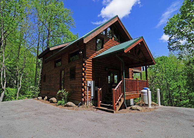 Gatlinburg Cabin 804 As You Wish In Gatlinburg Tn Log Homes Gatlinburg Cabins Gatlinburg Cabin Rentals