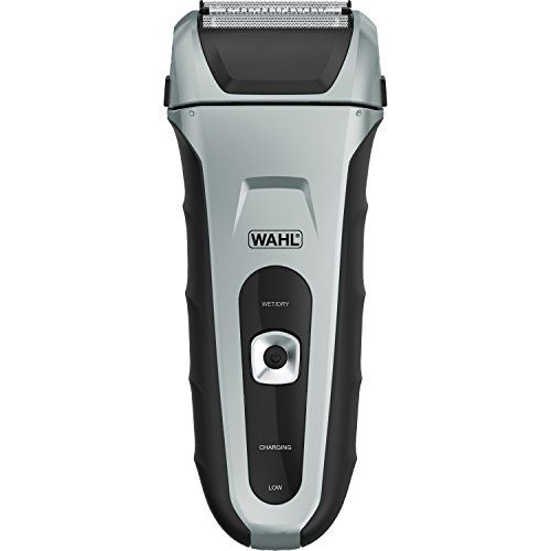 Wahl Speed Shave Rechargeable Lithium Ion Wet Dry Water Proof Foil Shaver With Speedflex Precision Foils For Shaving Trimming A Foil Shaver Hair Shaver Shaver