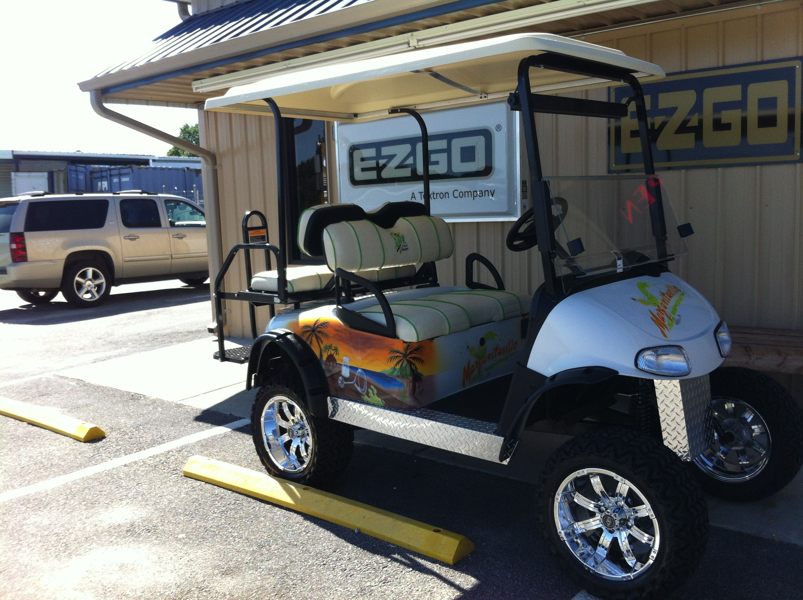 Golf Carts, Golf Carts for sale on RacingJunk Classifieds ...  |Margaritaville Golf Cart Craigslist